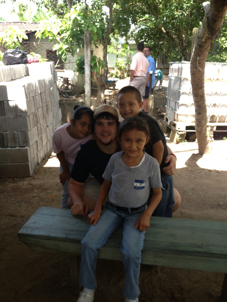 Young adult missionary south america